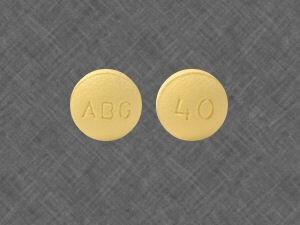 Oxycodone 40 mg