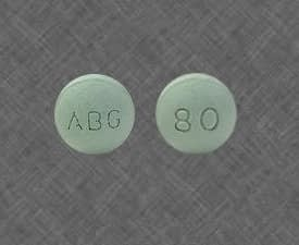 Oxycodone 80 mg