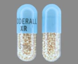 Adderall XR 5mg